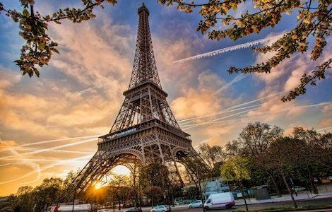 السياحة في باريس : تعرف علي أهم الأماكن السياحية في باريس فرنسا