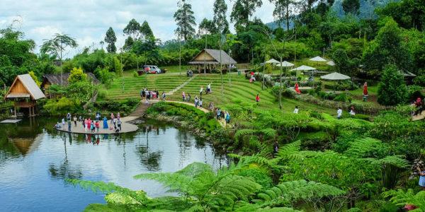 السياحة في باندونق : اهم 16 من الاماكن السياحية في باندونق اندونيسيا