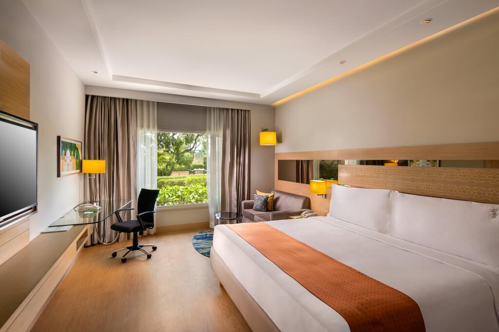 افضل فنادق اغرا الهند