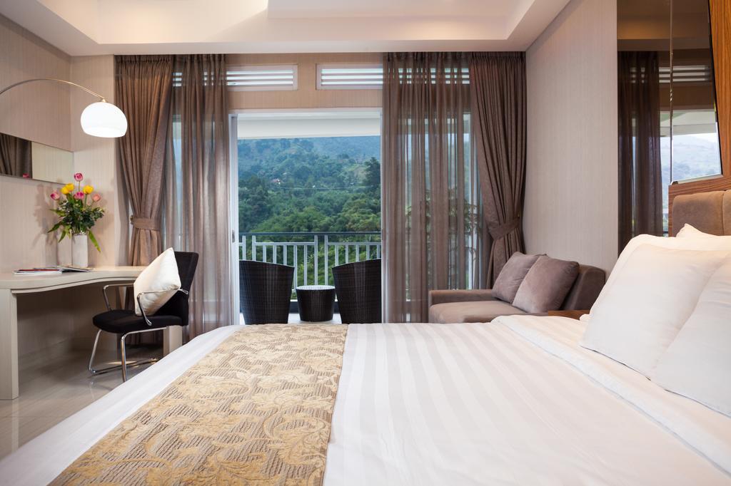 افضل فنادق بونشاك اندونيسيا