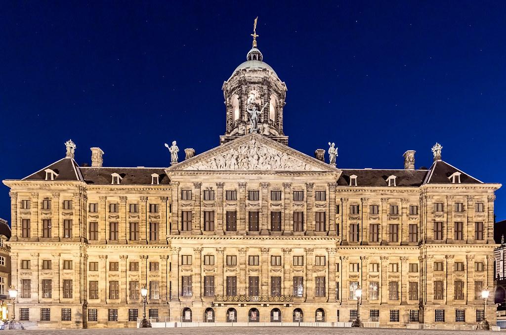 القصر الملكي في أمستردام