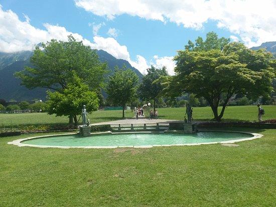 منتزه Höhematte في انترلاكن سويسرا